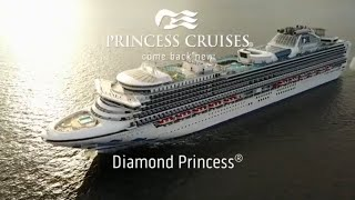 Diamond Princess: Walk-Through Tour