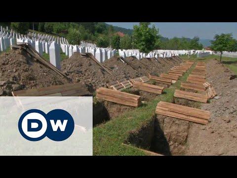 Резня в Сребренице - 20 лет спустя
