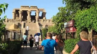 Egypte 2011 Nijlcruise en Kom Ombo tempel