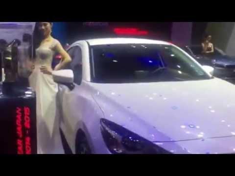 First look of Mazda 2 at VMS 2015