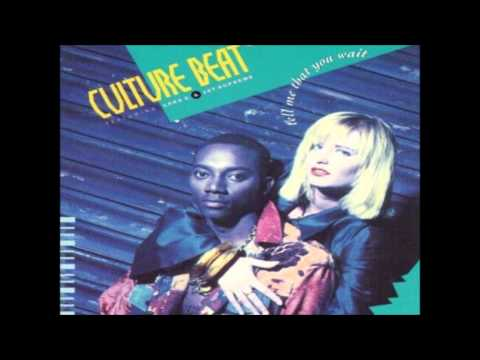 Culture Beat - Tell Me That You Wait (Airdrome Club Mix)