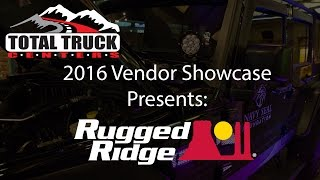 2016 Total Truck Centers™ Vendor Showcase presents: Rugged Ridge