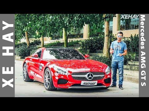 Đánh giá siêu xe Mercedes AMG GT S [XEHAY.VN] |4K|
