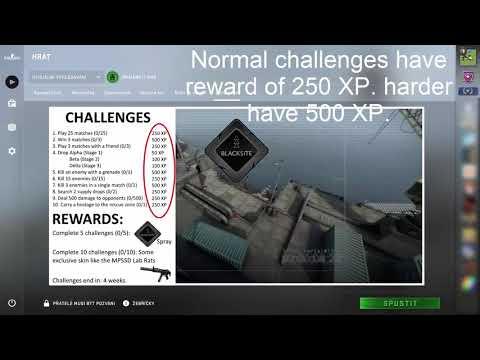 CS:GO Danger Zone Challenges Concept! (Explained)