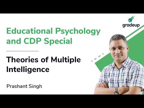 Multiple intelligence for DSSSB CTET UPTET | Educational Psychology and CDP | Gradeup