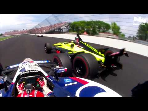 Image: WATCH: Ex-Toro Rosso driver Sebastien Bourdais crashes at Indy 500
