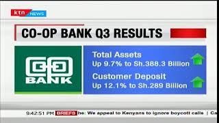 Co-operative Bank records sh1.5bn pre-tax drop in profit
