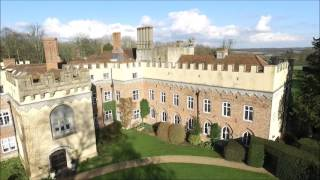 SE2316 Manor House Exterior (Drone Video)