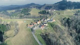 Der ZVV von oben: Sternenberg, Gfell