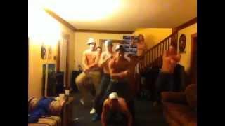 PSY   Gangnam Style Dance  (강남스타일)   UW Whitewater