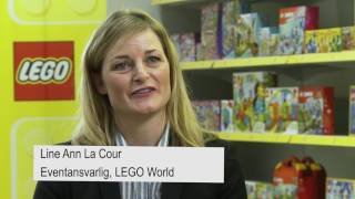 Så meget Porsche får du for 315.000 Legoklodser