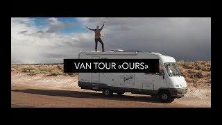 """""""Ours"""", le VAN TOUR"""