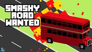 Smashy road wanted unlock new legendary car rocket launcher best smashy road wanted unlock new legendary boom bus double lives publicscrutiny Image collections