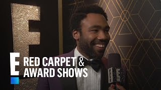 """Donald Glover """"Blacked Out"""" When He Made Emmys History 