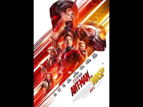 Ο ΑΝΤ-ΜΑΝ ΚΑΙ Η ΣΦΗΚΑ (ANT-MAN AND THE WASP) - OFFICIAL TRAILER (GREEK SUBS)