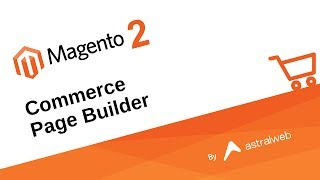 Magento 2 Commerce Page Builder Tutorial