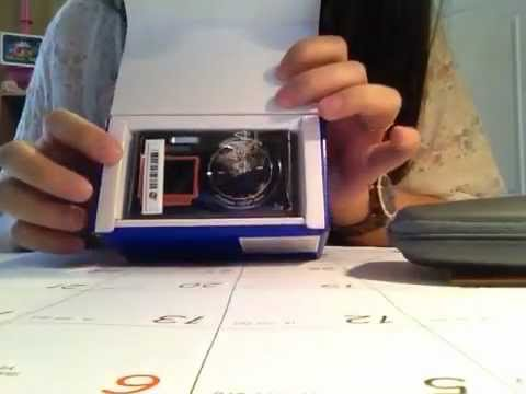 Samsung DV100 UNBOXING PART 1