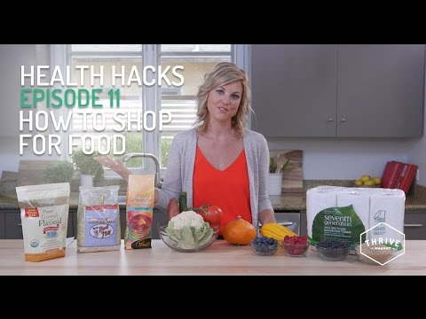 Video How to Shop for Healthy, Organic Food at the Grocery Store