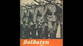 """Deutsches Soldatenlied """"Wenn wir maschieren"""""""