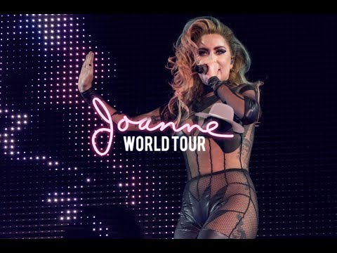 Lady Gaga - Alejandro (Live at Joanne World Tour)