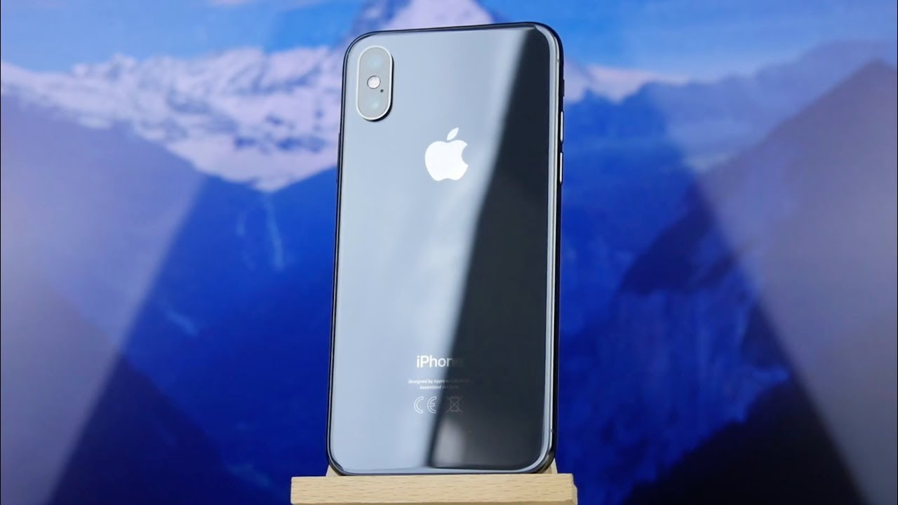 Apple iPhone Xs 256Gb Space Gray (MT9H2) video preview