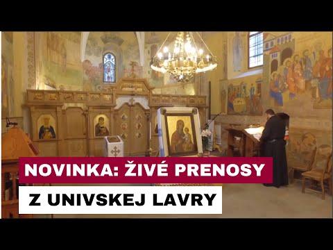 SVÄTOUSPENSKÁ LAVRA V UNIVE: Toto je miesto zjednotenia s Bohom