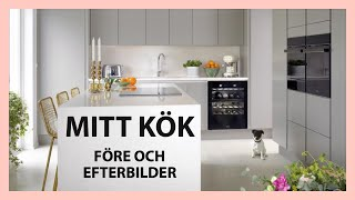 INREDNING: Kök Före Och Efter, Planera Köket