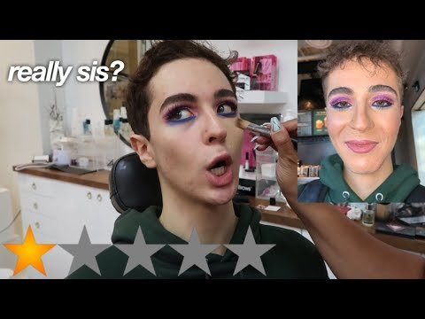 I WENT TO THE WORST REVIEWED MAKEUP ARTIST IN MY CITY