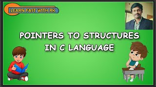 pointer to structures|pointers| structure pointer| c programming