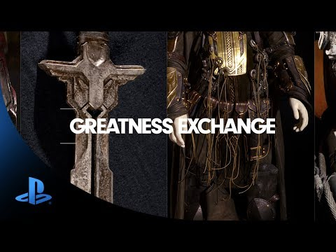 Greatness Exchange, and PlayStation Commercial (2013 - 2014) (Television Commercial)