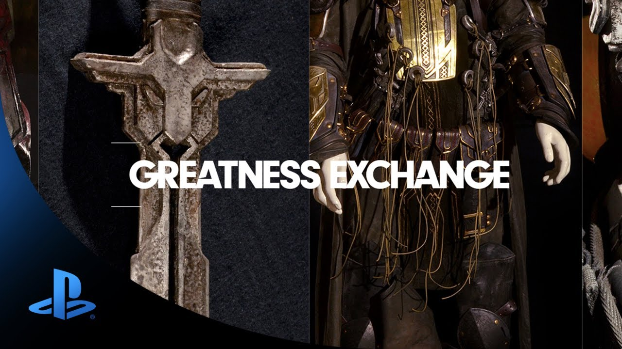Greatness Exchange: Own a Piece of PlayStation History