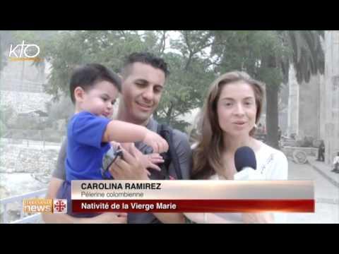 Terra Santa News du 14 septembre 2015