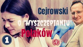 """SDZ56/1 Cejrowski o """"wyszczepianiu"""" populacji 2020/4/27"""