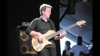 Bass solo - Tom Kennedy