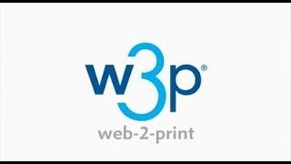 W3P - Motion Graphics Animation (Printing.com)