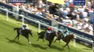 Pether's Moon wins the Coronation Cup Gr.1 beating Flintshire and Dolniya
