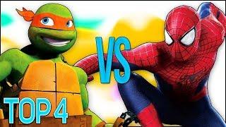 ТОП ЧЕЛОВЕК ПАУК РЭП БИТВЫ | Spiderman Best Compilation avengers movie trailer Top