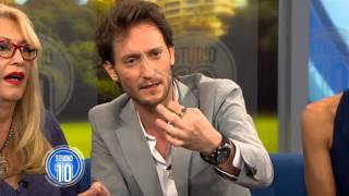 Master Mentalist Lior suchard on Stdio 10 - bending spoons