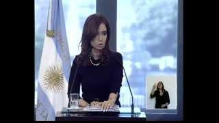 Visión Siete La Presidenta Anunció Un Programa De Créditos Para Jubilados
