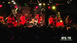 """UTG TV: The Word Alive - """"Like Father, Like Son"""" (Live 1080p HD)"""