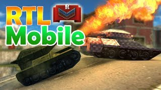 Gambar cover *NEW* Tanki Online Mobile Road To Legend no buying