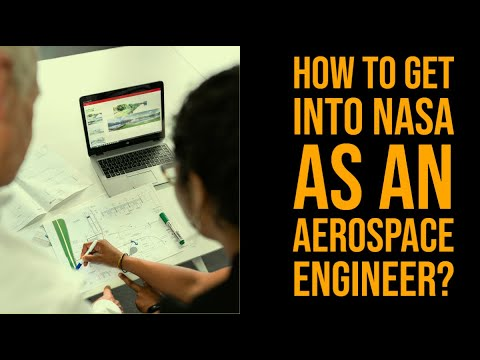 How to Get Into NASA as an Aerospace Engineer? - YouTube