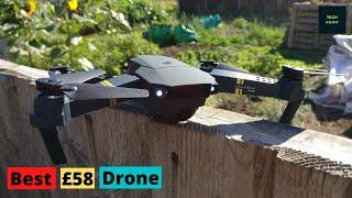 Best Budget Drone! | The Eachine E58 | Mavic Mini Clone