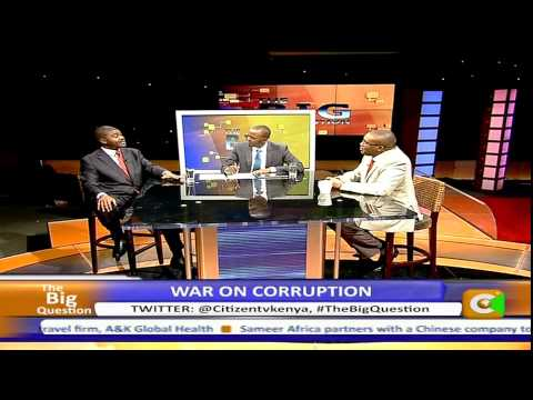 The Big Question: War on Corruption