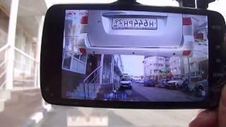 Видеорегистратор с aliexpress Junsun  AIT8328P 1080 P 4.0