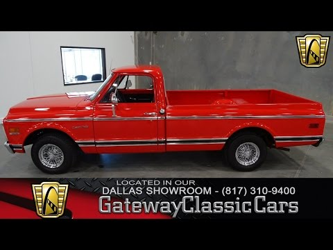 1972 Chevrolet C10 for Sale - CC-1019900