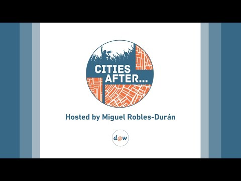Cities After... with Miguel Robles-Durán - A new d@w podcast