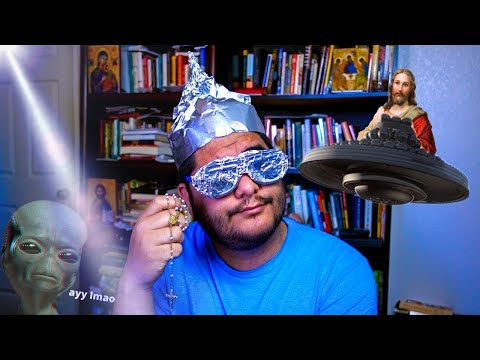 Is Christianity a UFO Religion?