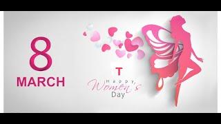 Happy International Women's Day 2018 | whatsapp status |