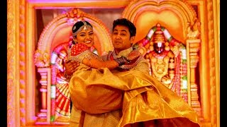 Beautiful Indian Wedding - Kummi Adi - Dinesh Weds
